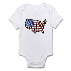 United States of Whatever Infant Bodysuit