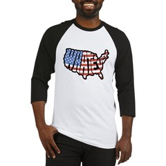 United States of Whatever Baseball Jersey