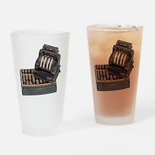 TallyingBusinessFinances030811 Drinking Glass