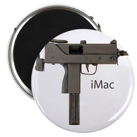 imac grey txt Magnet