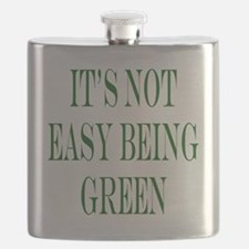 its not easy being green Flask