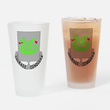 37th Armor Regiment Drinking Glass