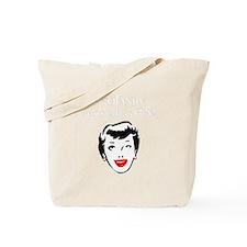 profanity Tote Bag