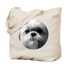 Shih Tzu Photo Tote Bag