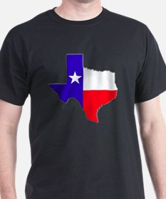Texas Flag State T-Shirt