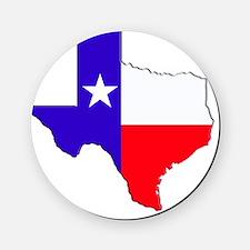 Texas Flag State Cork Coaster