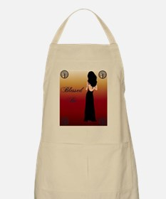 Blessed be 1 Apron