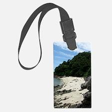 NewBeachiPhone3 Luggage Tag