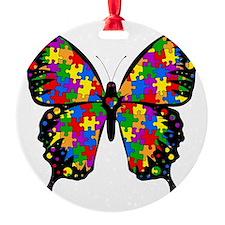 autismbutterfly-transp Ornament