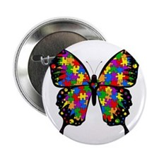 "autismbutterfly-transp 2.25"" Button"