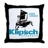 Klipsch Throw Pillows