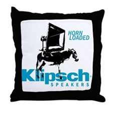 4FRONT Throw Pillow