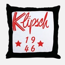 7FRONT Throw Pillow