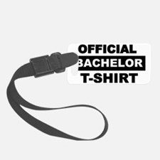 official_bachelor Luggage Tag