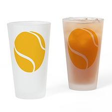 tennis_ball_2011 Drinking Glass