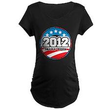 Obama-2012-Circle-2 T-Shirt