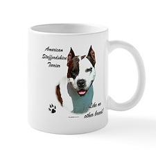 Am Staff Breed Mug
