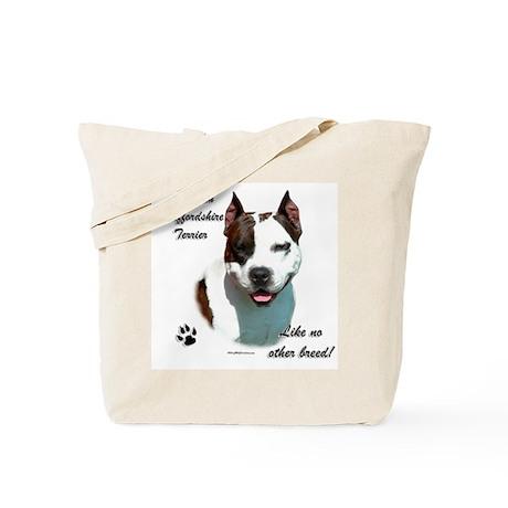 Am Staff Breed Tote Bag