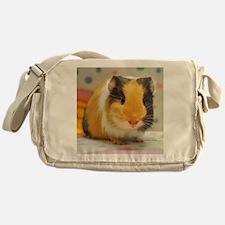 Peruvian girl 2 Xlarge Messenger Bag