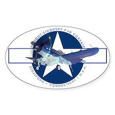 Corsair Pacific Star Decal