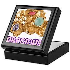PRECIOUS_Jeweled_Gold_Nugget_12B12 Keepsake Box