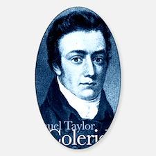 Samuel Taylor Coleridge Decal