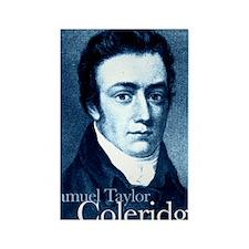 Samuel Taylor Coleridge Rectangle Magnet