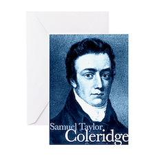 Samuel Taylor Coleridge Greeting Card