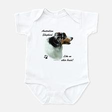 Aussie Breed Infant Bodysuit