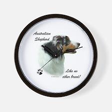 Aussie Breed Wall Clock