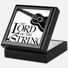 Lord of the 4 Strings Ukulele Keepsake Box