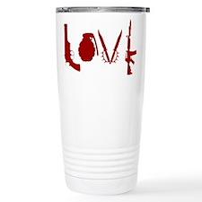 Weaponlove Travel Mug
