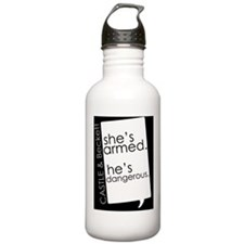 Armed Pillow Water Bottle