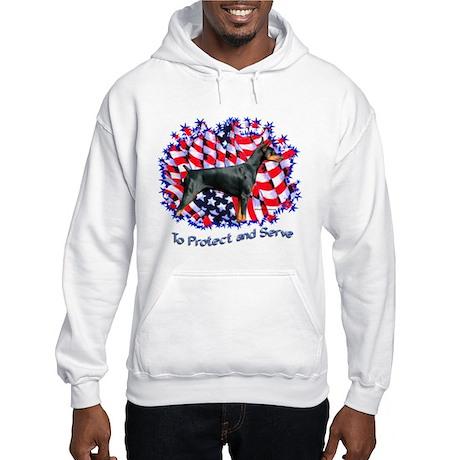 Dobie Protect Hooded Sweatshirt