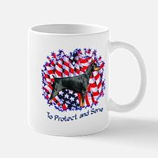 Dobie Protect Mug