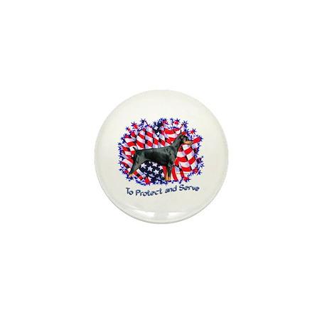 Dobie Protect Mini Button
