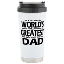 World's Greatest Dad Travel Mug