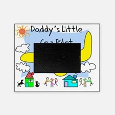 Daddys Little Copilot Picture Frame