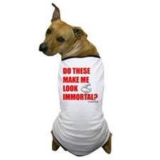 Fangs Journal Dog T-Shirt