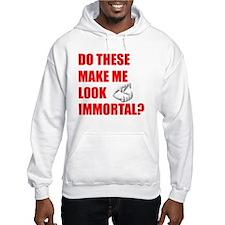 Fangs Blk Hooded Sweatshirt