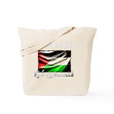 free-palestine-grunge Tote Bag