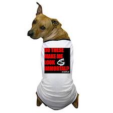 Fangs Pillow Dog T-Shirt