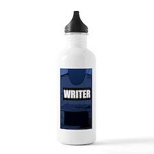 Vest Journal Stainless Water Bottle 1.0L