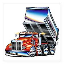 """Pete357float Square Car Magnet 3"""" x 3"""""""
