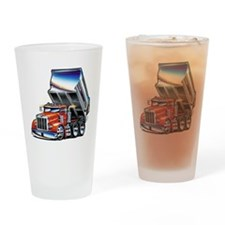 Pete357float Drinking Glass