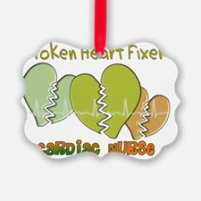 Broken Heart Fixer Cardiac Nurse  Ornament
