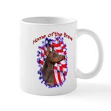 Dobie Brave Mug