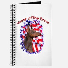 Dobie Brave Journal