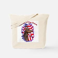 Dobie Brave Tote Bag