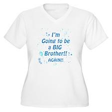 bigbroagainblue T-Shirt